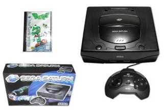 Sega Saturn ~ 1995