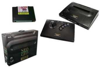 SNK Neo-Geo AES ~ 1990
