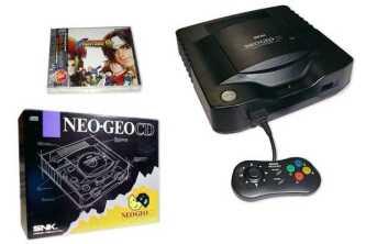 SNK Neo-Geo CD ~ 1994
