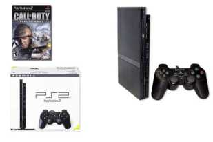 Sony PlayStation 2 Slim (PS2) ~ 2004