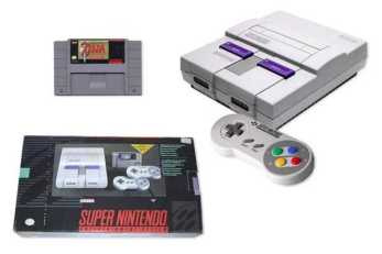 Super Nintendo Entertainment System ~ 1991