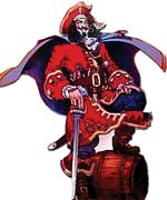 Captain Morgan Rum Pirate