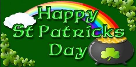 Happy St Patricks Day banner2