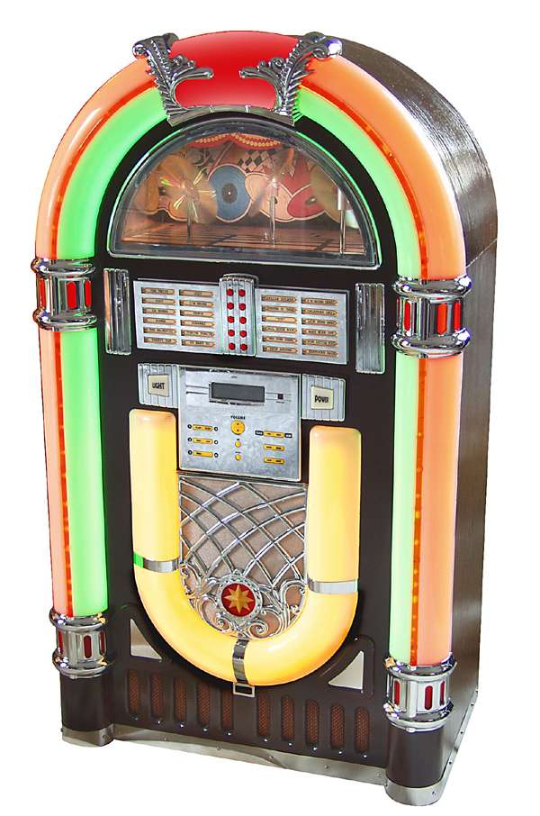 Pet Society JukeBox Concurse Jukebox