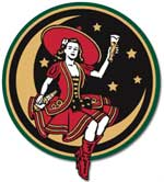 Miller Girl - Miller High Life Beer
