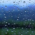 raindrops-on-window-blue