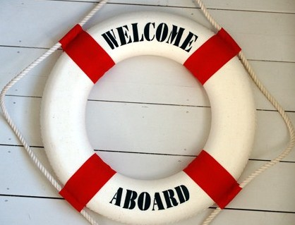 6b510f8be942 Welcome To My World » welcome-aboard-life-preserver
