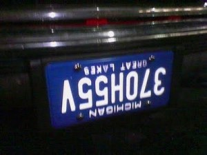 license-plate-370H55Vupsidedown