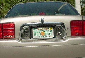 license-plate-A55ORGY