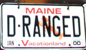 license-plate-DRANGED