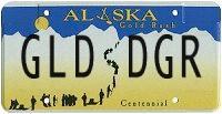 license-plate-GLDDGR