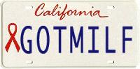 license-plate-GOTMILF