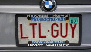 license-plate-LTLGUY
