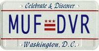 license-plate-MUF DVR