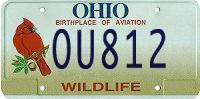 license-plate-OU812