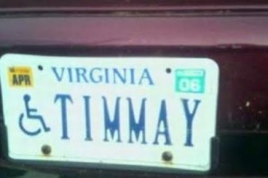 license-plate-TIMMAY