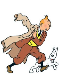 Snowy the dog from comics quot the adventures of tintin quot