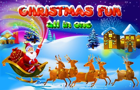 christmas fun all-in-one banner