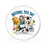 national-dog-day-button