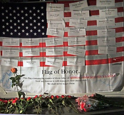 Sandy Hook - Flag of Honor