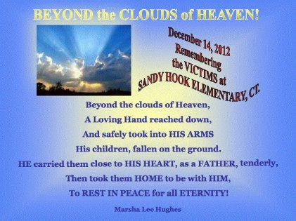 Sandy Hook School Beyond the Clouds