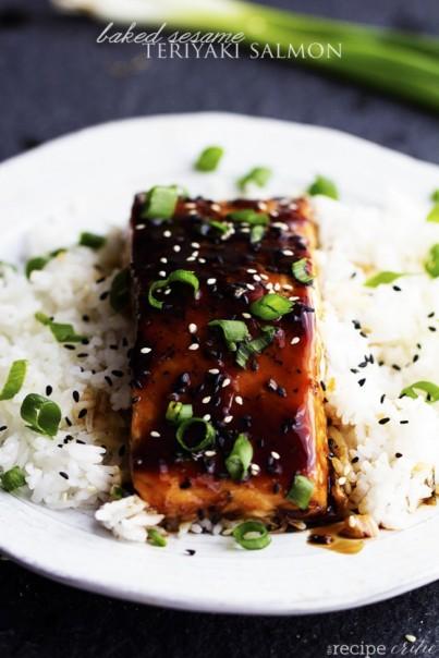 baked-sesame-teriyaki-salmon