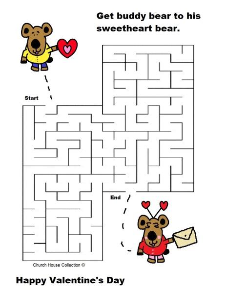 valentines-day-teddy-bear-maze-for-school